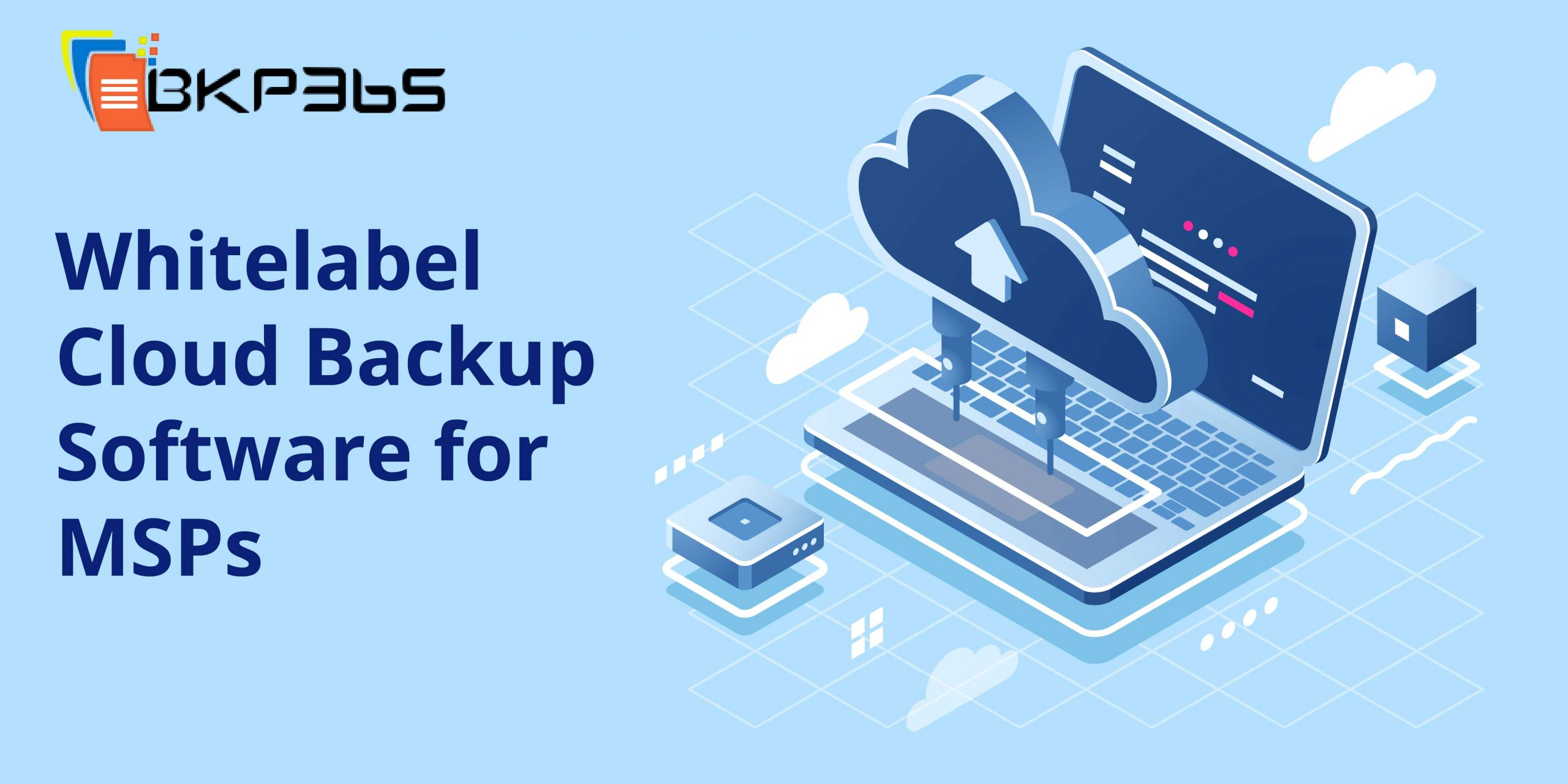 Cloud Backup Software For MSPs